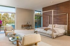 Jay Z and Beyonce Rental Master Bedroom