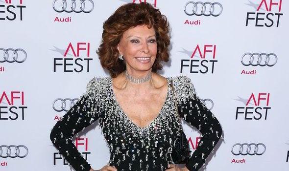 Sophia-Loren AFI