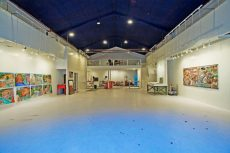 Jared Leto's Atomic Studio Home Inside Sound Stage