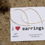 L.A. Osborn earrings