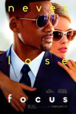 focus poster movie review