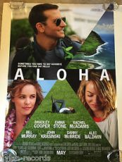 Aloha movie review poster
