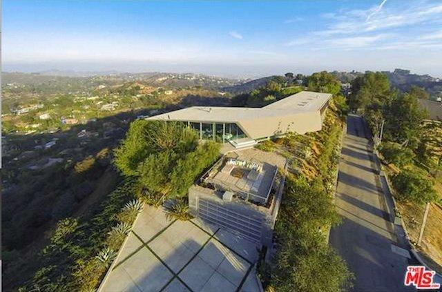 Pharrell Buys House in Laurel Canyon