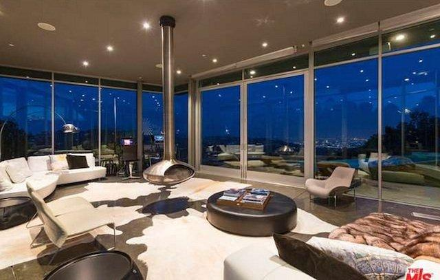Pharrell Buys Home -- At Home In Hollywood