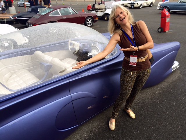 Barry Weiss Auctions America Bubble Car