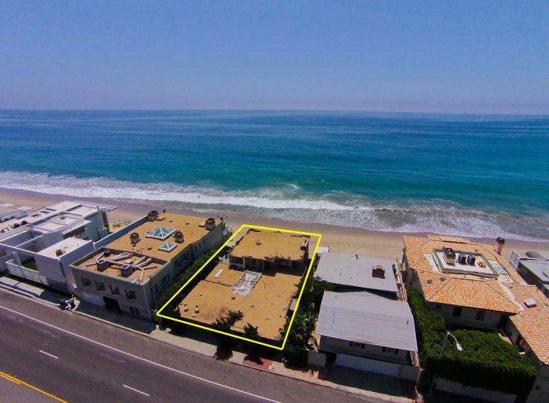 $13 Million Malibu Tear Down