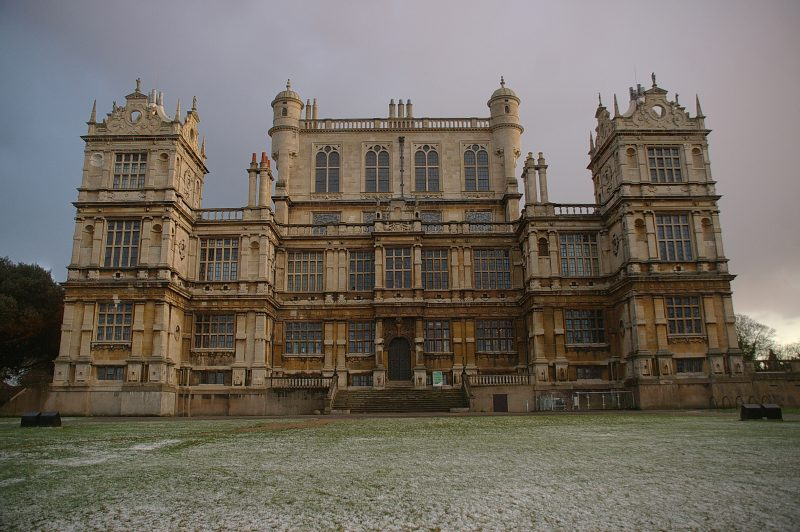 Movie Lairs Wayne Manor
