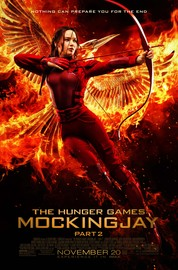 Hunger Games Mocking Jay Part 2 Review