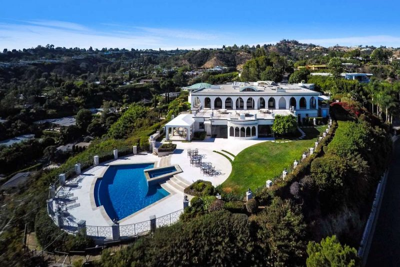Classic Celebrity Homes Danny Thomas