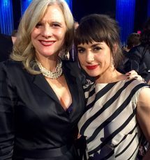 2016 Critics Choice Awards Constance Zimmer