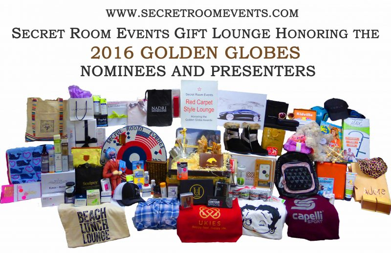Golden Globes Gifts Bag