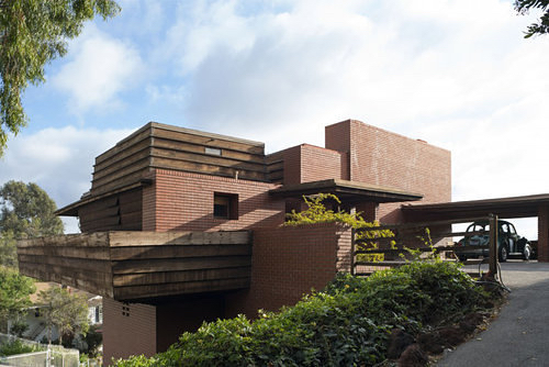 Frank Lloyd Wright Auction -- Sturges House Plus Remarkable Modern Art 1