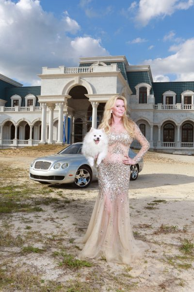 Jackie Siegel the Queen of Versaile
