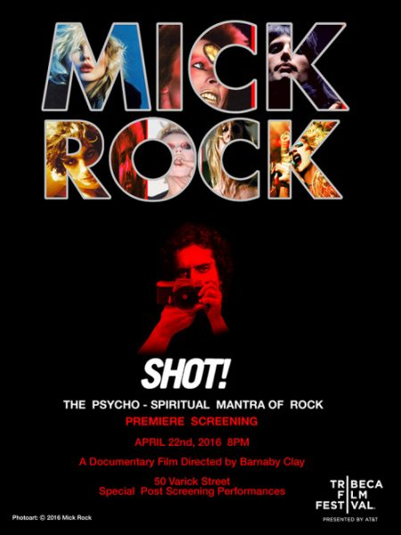 Mick Rock Doc