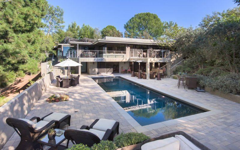 Jane Fonda house