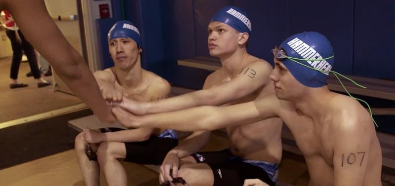 swim team review