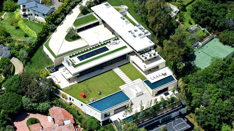 Beyonce's New House