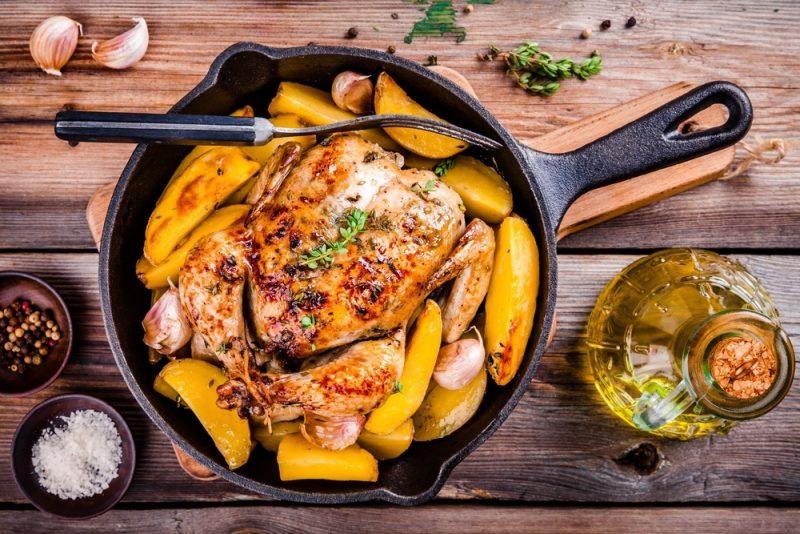 Greensbury Market chicken