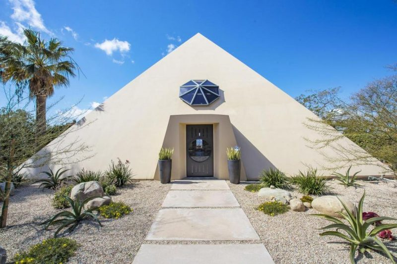 Malibu Pyramid House