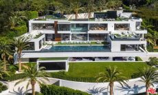 Billionaire mansion