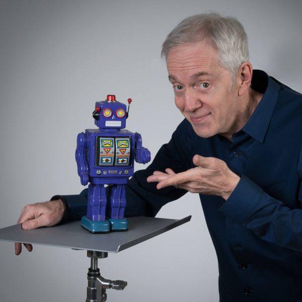 James Mandell Attack of the Retro Sci-Fi Futurist