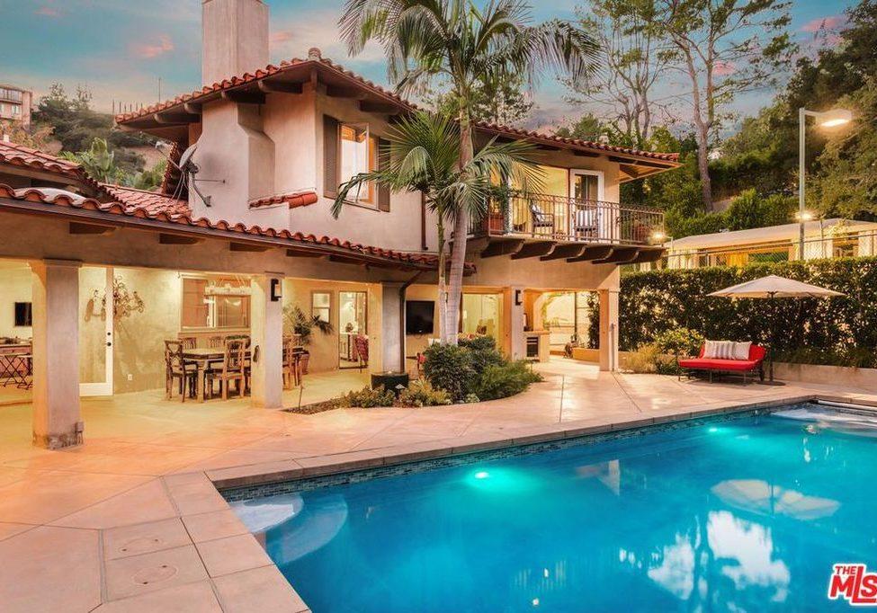 Chris Pratt Anna Faris Home
