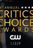 Mary Poppins returns Critics Choice Awards