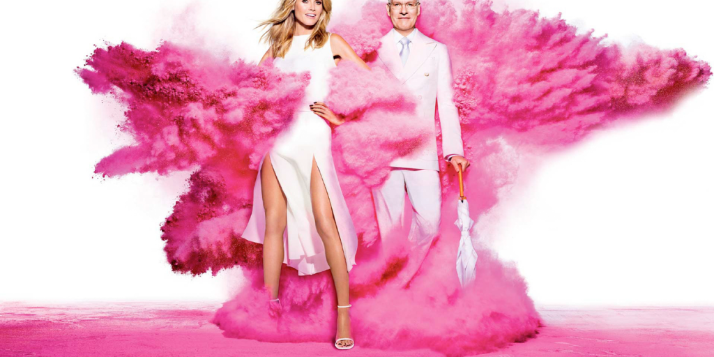 Project Runway Heidi Klum Tim Gunn