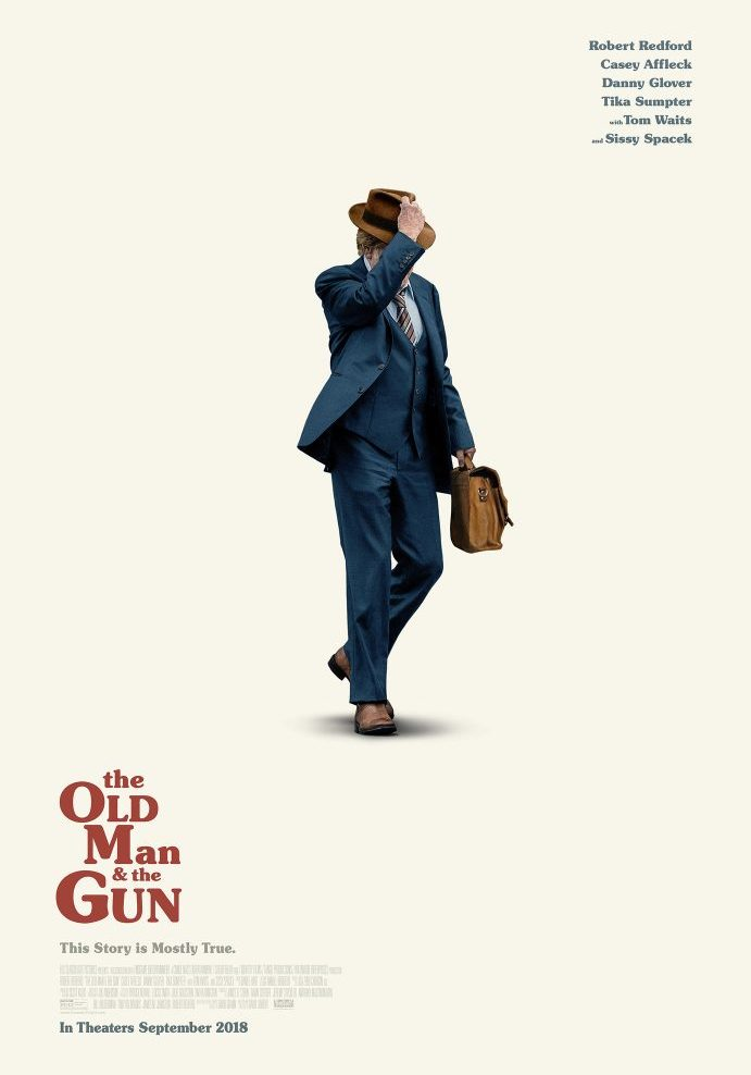 The old man and the gun review