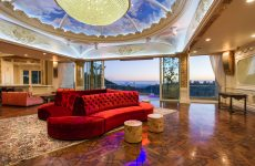 Most Expensive Home in America Family Room