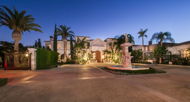 Most Expensive Home in America Welcome