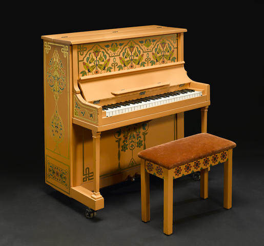 There's No Place Like Hollywood Auction Casablanca Piano