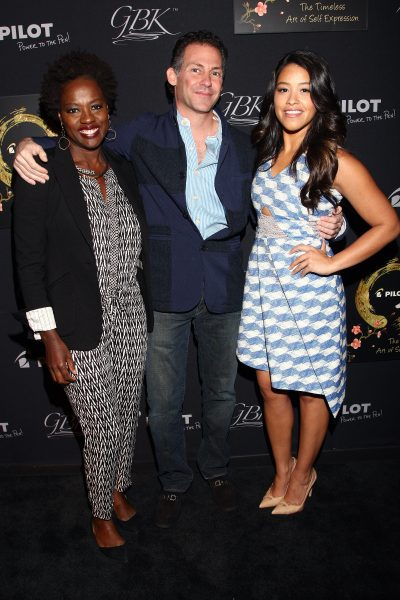 Pilot Pen And GBK Luxury Lounge Honoring Golden Globe Nominees And Presenters - Day 2