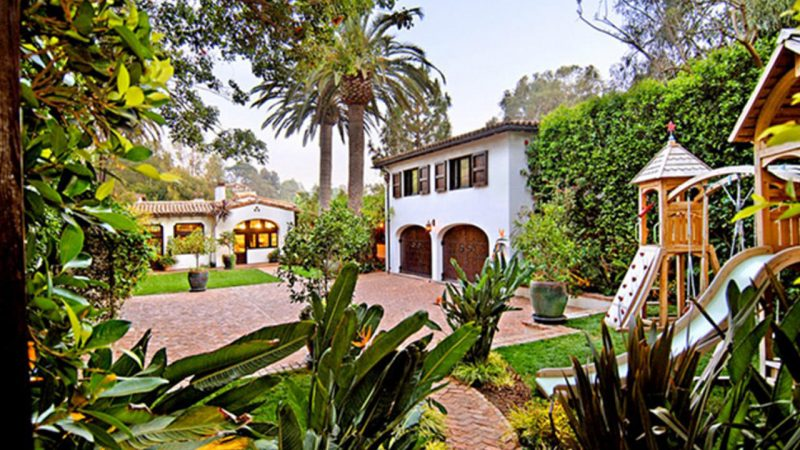 Johnny Galecki Buys Jason Statham Home