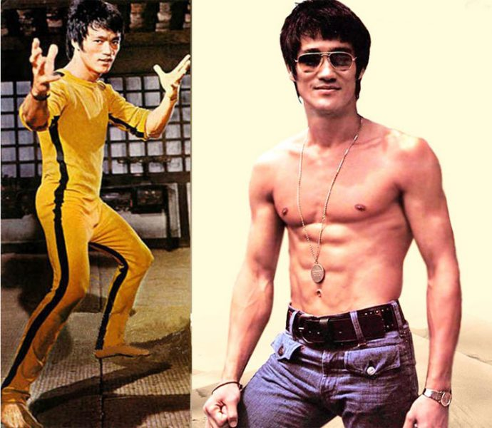 bruce lee hair style bruce style and 75th b day staci layne wilson 7769 | Bruce Lee suitandjewelry 690x600