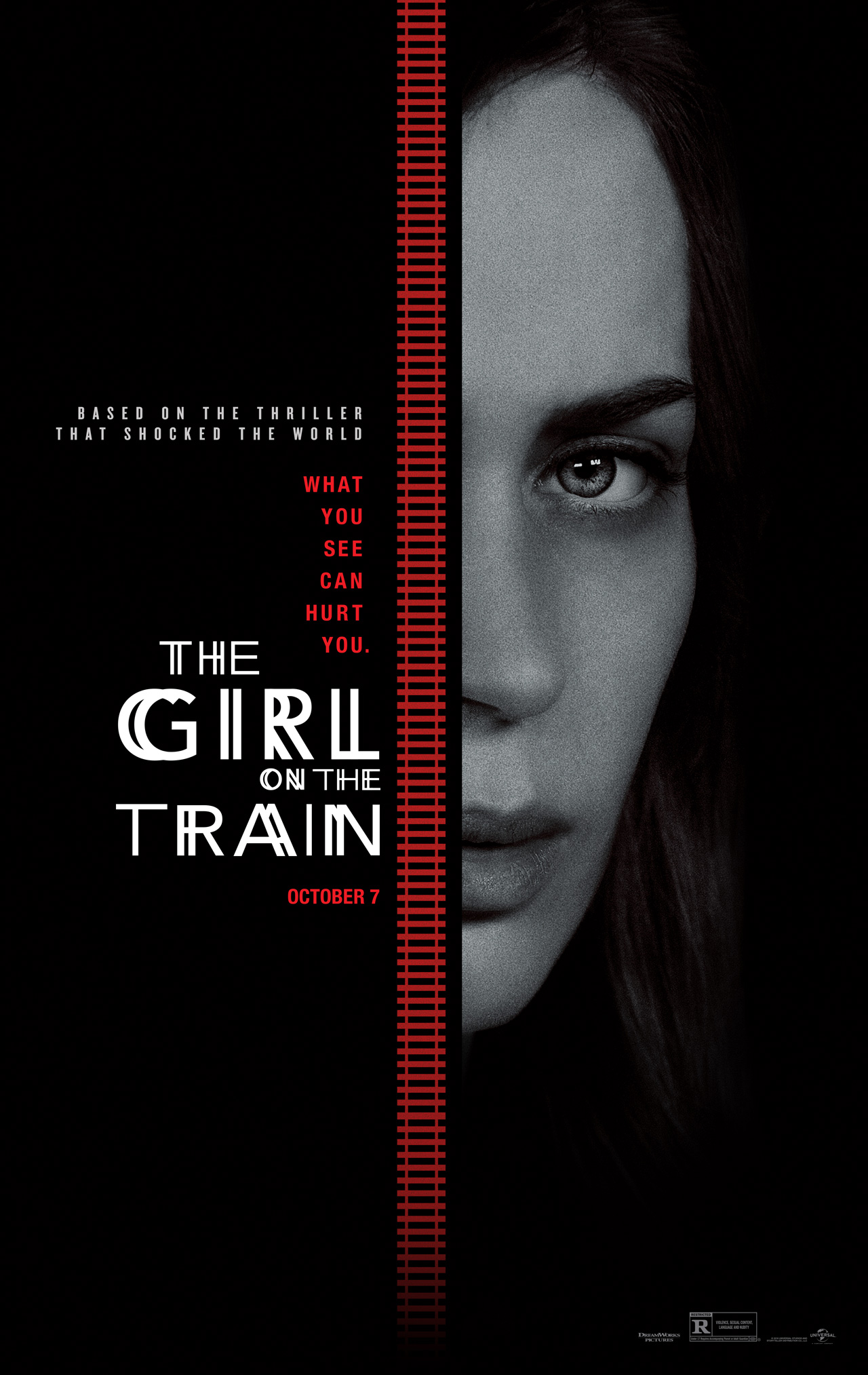 The Girl on the Train Review -- a Disappointing Ride