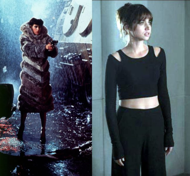Fashion Fling S Staci Layne Wilson Gives The Rundown On Blade Runner Fashion Past And Present