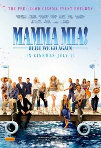 Mama Mia! Here We Go Again Review