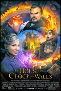 The House with a Clock in Its WallsReview