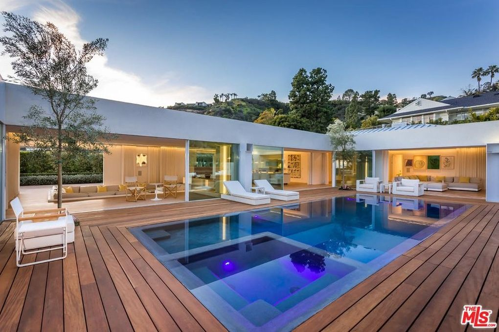 Orlando Bloom house