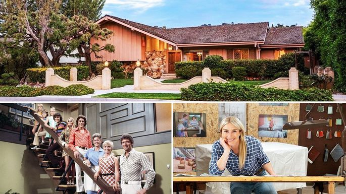 Brady Bunch House Renovation