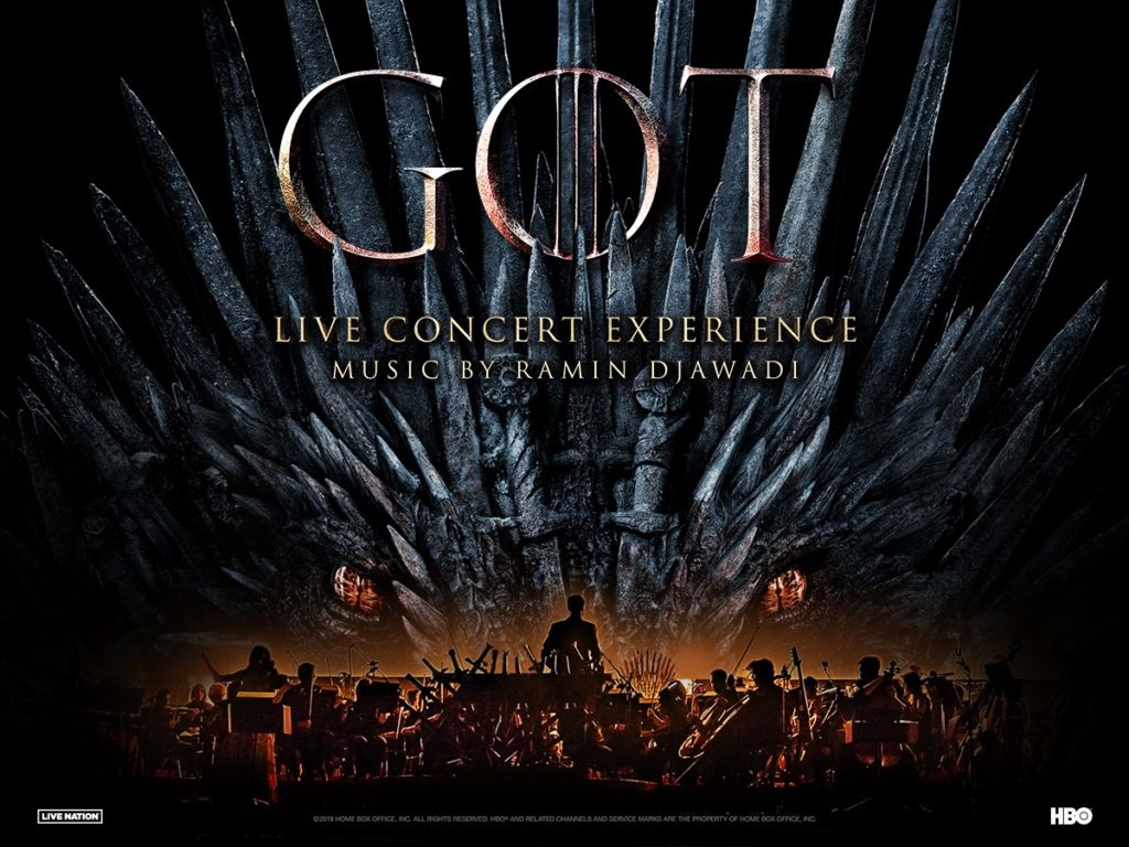 Game of Thrones Concerts