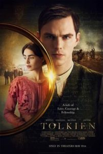 The Hustle Review Tolkien review