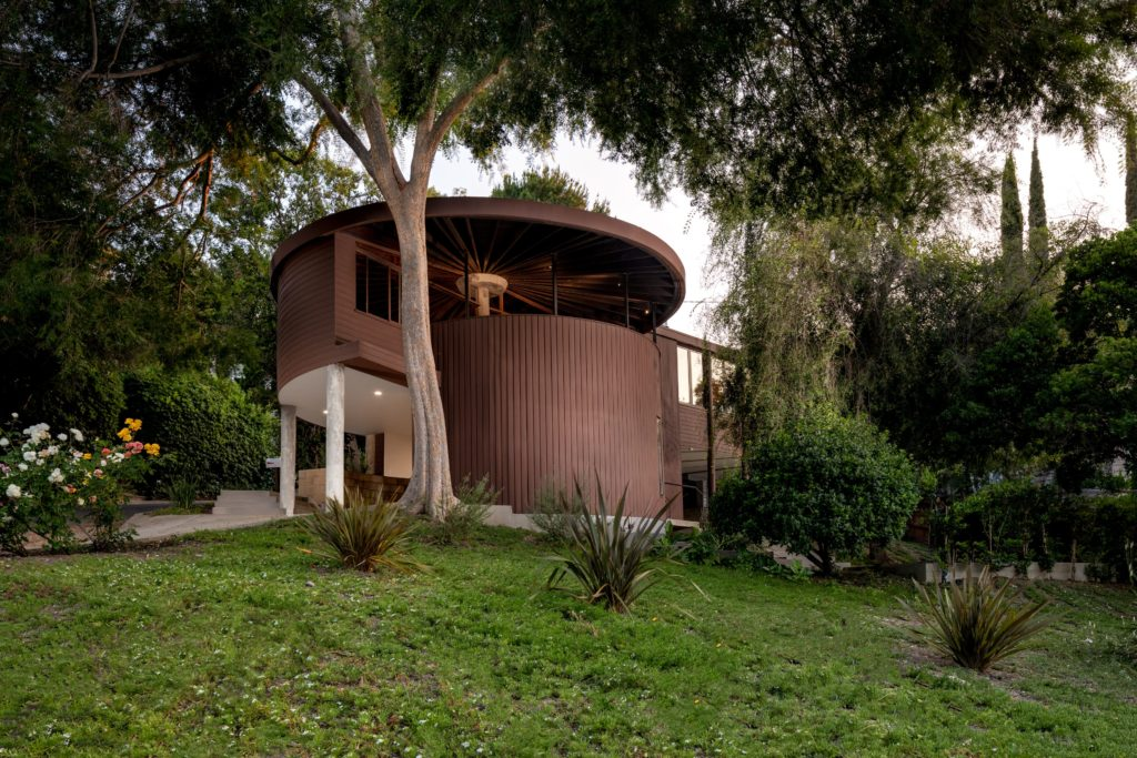 John Lautner house