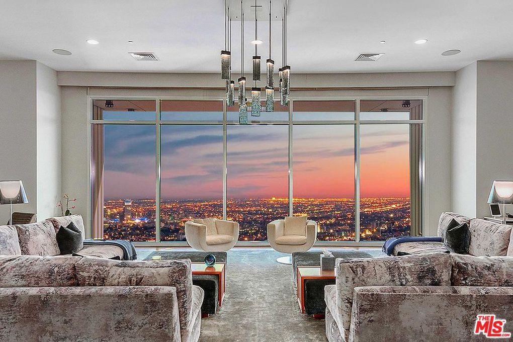 Mathew Perry penthouse