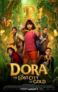 Dora and the Lost City of Gold review
