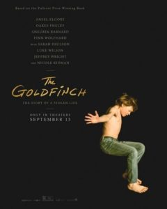 The goldfinch review