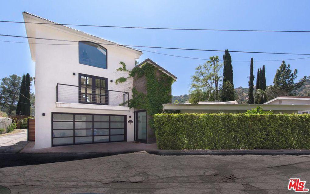Leah Michele house
