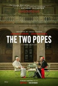 The Irishman Review the Two Popes Review