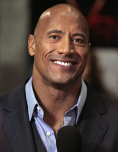 Dwayne Johnson Young Rock